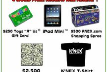K'NEXpert contest! / by K'NEX Brands