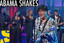 Alabama Shakes / by Gerry Gaughan
