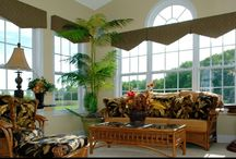Sunrooms and Outdoor Patios / Find inspiration for your new home's outdoor space.  / by Wayne Homes