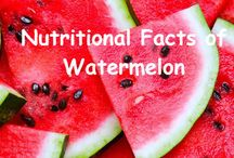 Health Facts Of A Watermelon