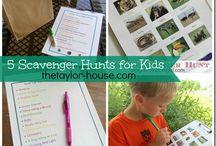 Fun Ideas For Kids / by Carla Truett