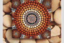 Aborigen art / Aborigen art