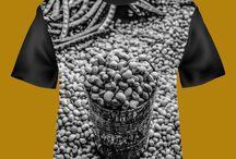 ART STAMP / Meu trabalho fotográfico estampados em camisetas, onde poça mostrar a cultura da minha região e meu trabalho artístico.