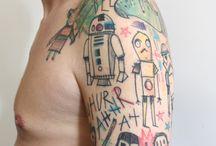 Miriam Frank Tattoos