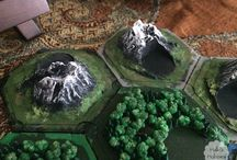 Gaming / Table top games, custom ideas and pieces, general game geekery