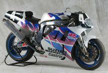 1990's GSXR