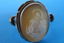 Antique German Jewelry  / Antique jewelry for gifts or your personal collection!