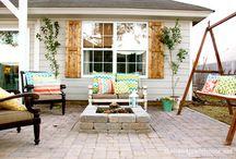 Outdoor Idea Board / by Samantha Adams