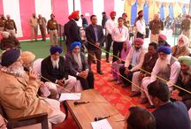 Sangat Darshan program in Kartarpur