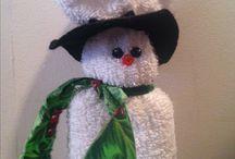 Christmas craft (fair idea)