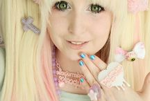 ♡ ✞ Pastel Goth ✞ ♡ / Pastel Goth.