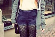 Street Style / by Tights Please