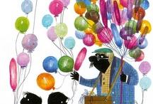 ART - Childrenbook illustrations / illustrations of children books we like