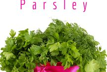 The Power Of Parsley / How to use Parsley, types of Parsley, growing and preserving tips as well as Tasty quickies!