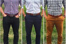 Примеры мужской одежды