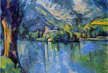 P-Paul cézanne