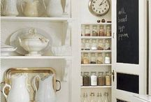 china cabinet inspiration / by Emily Serven
