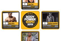 Body Power 2015 / Year 3 for the chimps ...