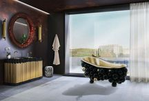 Wall Mirrors For Luxury Bathrooms