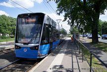 Rostocker Straßenbahn AG >> Vossloh-Kiepe Tramlink 6N2 / Sie sehen hier eine Auswahl meiner Fotos, mehr davon finden Sie auf meiner Internetseite www.europa-fotografiert.de.
