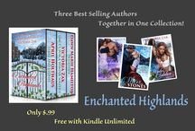 Enchanted Highlands / From the 'Enchanted Highlands' comes three new Scottish tales of time travel romance interwoven with magic and happily-ever-after love. $0.99 or free with Kindle Unlimited. amzn.com/B019DEBR2S
