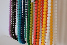 Teething Necklace / Necklaces to let your children run wild on, great for them to help sooth their teething nibbles and you get to look fantastic too