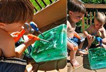 Activités extérieurs enfants