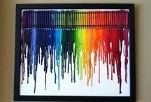Craft Ideas / by Kayla Walton