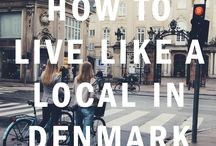 Bits and pieces about Denmark