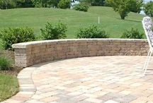 patio ideas / by Pam Gilmore