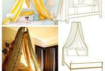 DIY bedroom ideas / Cool bedroom ideas you can do yourself