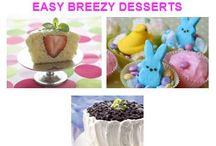 Springtime Delicious Delights