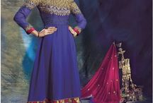 Party Wear Suits / Shop now custom made latest styles party wear salwar suits, designer salwar kameez online at Indian Sanskriti.
