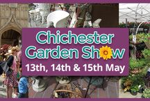 """Chichester Garden Show / Some of the great things not to be missed at our """"Chichester Garden Show"""" 13th, 14th & 15th May 2016. Chichesters' North Street and East Street."""
