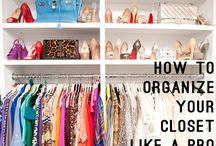 Home Organization / by Laura Swinson