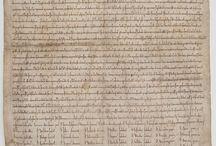 Les testaments / Découvrez une sélection de testaments conservés aux Archives nationales.