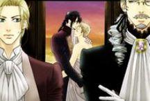 Anime y mangas :3