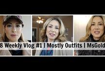 2018 Weekly Vlogs