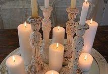 Déco bougies