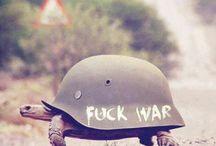 Anti-war/fascism