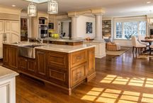 Mediterranean Kitchens / Old world style with modern amenities / by Native Trails