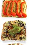 Healthy food - Sandwiches, Burgers, Breads, etc