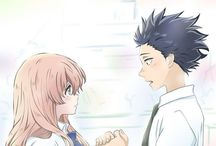 koe no katachi ❤