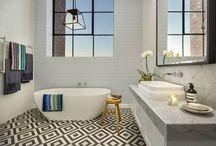 Bathrooms/Powder room / Bathrooms