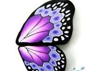 Бабочки BUTTERFLY