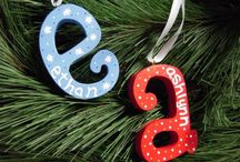 C Ornaments / by Cheryl Loewe Rightsell