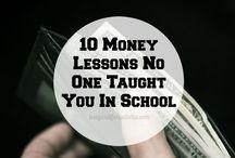Finance / Finance for Families. Financial Tips. Teaching Finance.