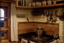"""""""staré kuchyně"""""""