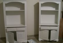 Painting Cabinets and Furniture