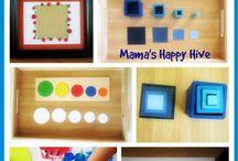 PSICOPEDAGOGÍA / actividades para trabajo con niños en aprendizaje